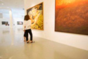 Bainbridge Island Museum of Art in 2019