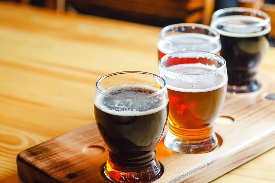 Bainbridge Distillery and other tastings