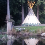 Sweetlife Farm Tipi