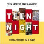 BARN: TEEN NIGHT