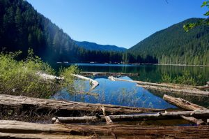 Lower Lena Lake