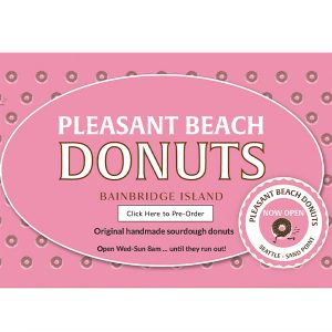 Pleasant Beach Donuts