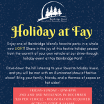 Holiday at Fay