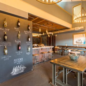 Fletcher Bay Winery - Tasting Room