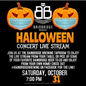 Halloween: Concert Live Stream