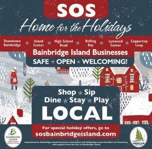 SOS BI: Holiday Open House