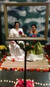 Dos Fridas Performance & Meet the Artists (Online)