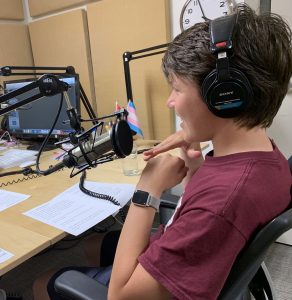 Podcasting for Teens (Online class)