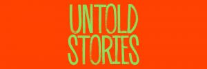 Untold Stories: Izaya Brown & Sara Bukair (Online)