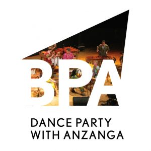 Bainbridge Pod Accomplice – Dance Party with Anzanga