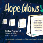 """BYS: """"HOPE GLOWS"""""""