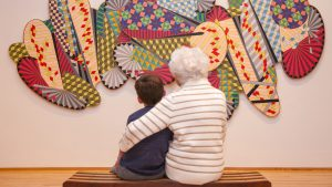 Look Again: Early-Stage Memory Loss Guided Art Dis...