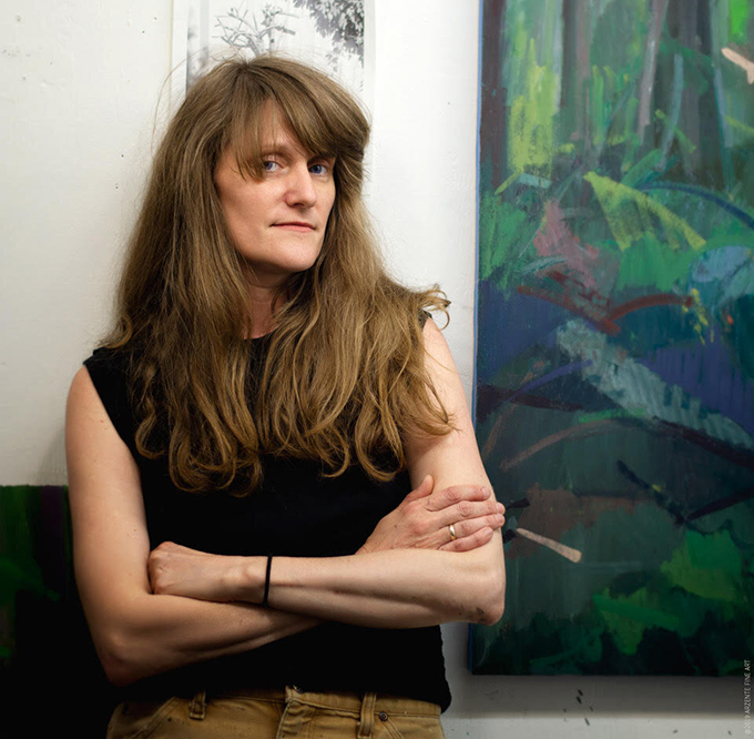 Artist Talk: Kimberly Trowbridge (Online)