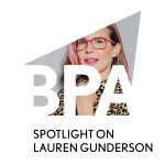 Bainbridge Pod Accomplice – Spotlight on Lauren Gunderson