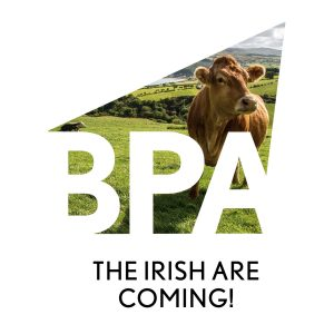 Bainbridge Pod Accomplice – The Irish are Coming...