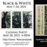 Black & White Closing Party with Gary Groves