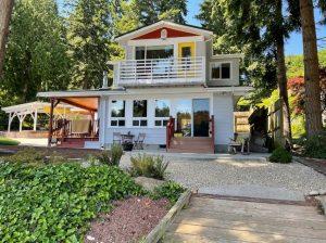 Waterfront Retreat... Maison Manzanita Beach-House...