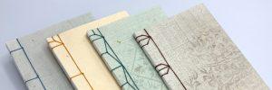 Japanese Decorative Paper & Bookbinding Workshop (Online)