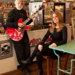 Live music at the Winery - Jenny Davis and Chuck Easton