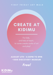 Create at KiDiMu