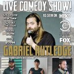 Live Comedy Show at the Historic Lynwood Theatre w/Gabriel Rutledge!
