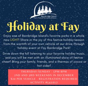 Holiday at Fay